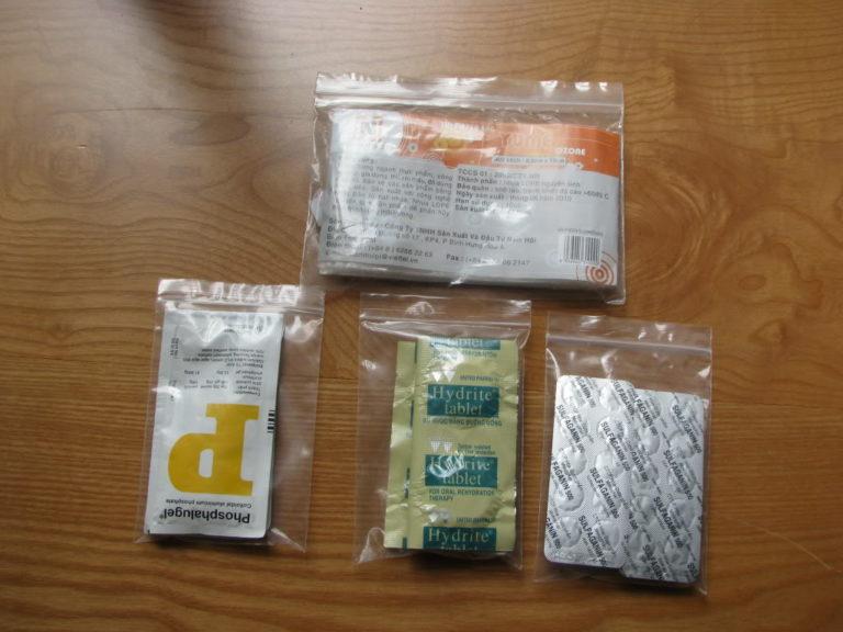 Đóng gói bằng túi zipper khóa kéo để bảo quản thực phẩm tốt nhất