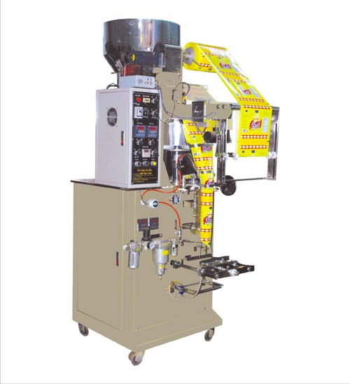 Small stand packaging machine